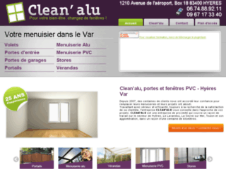 Détails : Clean Alu