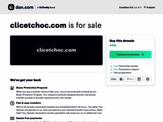 Clic et choc