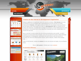 Click Internet - Création de sites Internet