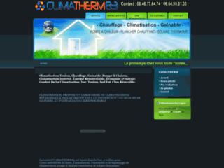 Détails : Climatherm83