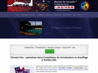 Site officiel de Climatic Elec .fr