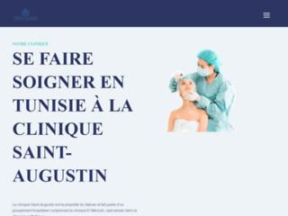 Clinique Tunisie, clinique chirurgie esthétique sur http://www.clinique-saint-augustin.com