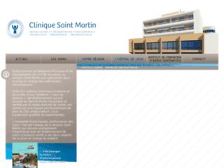 Détails : Clinique Saint Martin