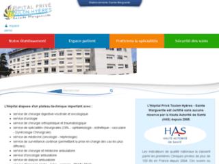 Détails : Clinique Sainte Marguerite