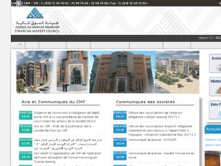 Conseil du marche financier tunisien