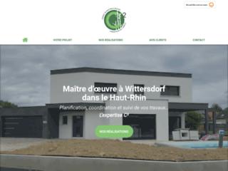Cabinet de Maîtrise d'Oeuvre C2 à Wittersdorf, spécialiste des maisons individuelles