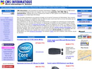 Détails : CMS Informatique