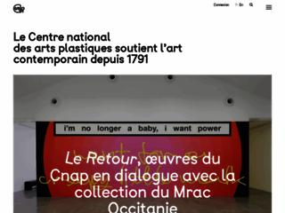 CENTRE NATIONAL des ARTS PLASTIQUES