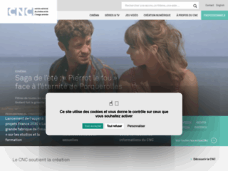 CENTRE NATIONAL DU CINEMA