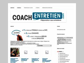 Coach Entretien