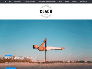 Détails : Coach sportif sur Bordeaux