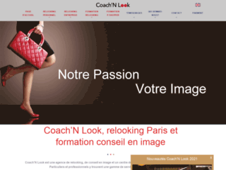 Site officiel de Coach'n Look