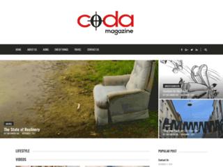 Coda Magazine