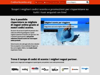 codicesconto.org