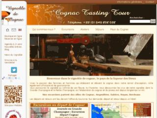 Cognac Tasting Tour - Week-end oenologique et gastronomique en Poitou-Charentes