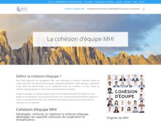 Détails : Développer la Cohésion d'équipe et les capacités collectives de coopération et d'organisation