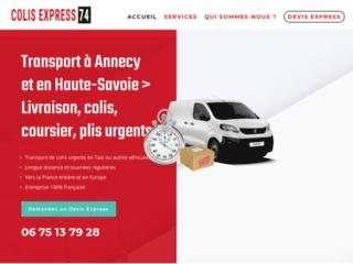 Détails : Votre expert du transport à Annecy