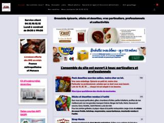 Boutique produits du terroir et colis gastronomiques