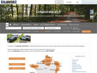 Détails : collaborateurs.fr - Petites annonces automobiles
