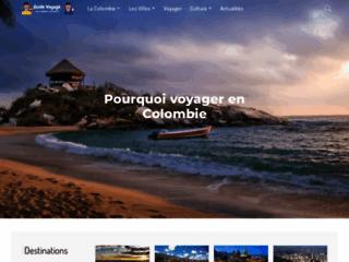 Guide de voyage en Colombie