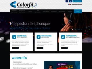 Colorfil - Centre d'appels télémarketing à Rennes en Bretagne