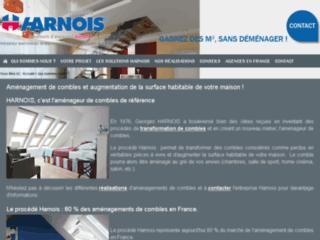 Détails : Combles harnois
