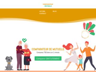 Détails : Comparateur de mutuelle