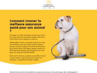 Tout découvrir sur les mutuelles de santé pour animaux de compagnie