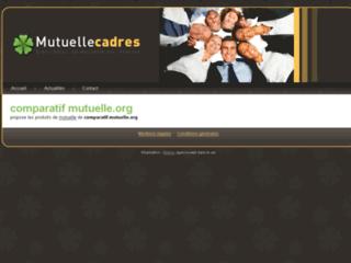 Comparateur mutuelle sur http://www.comparatif-mutuelle.org