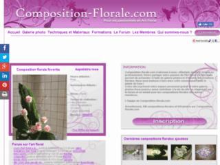 Art floral - Créations florales – Décoration florale mariage, salle, voiture
