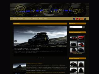 Les Concept-cars Peugeot