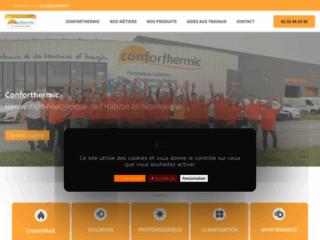 Détails : Energies Nouvelles Conforthermic :installation de pompes à chaleur en Normandie, un service de qualité