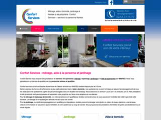 Confort services - Services à la personne Nantes et agglomération