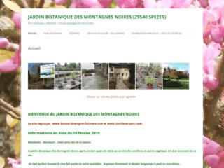 Jardin botanique des Montagnes Noires