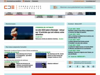 Fondation Alcen pour la connaissance des énergies