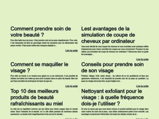 Conseil de beauté et soin du corps sur http://www.conseildebeaute.net