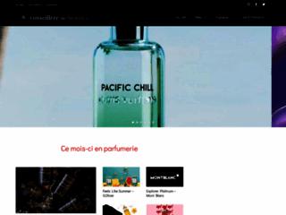 Luxe beauté : AFCB - Association Française des Conseillères de Beauté