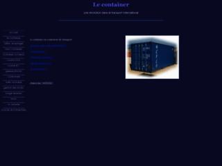 Image Les containers de transport