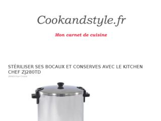 matériel pour cuisiner