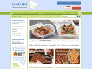 Ustensiles Cookidéal