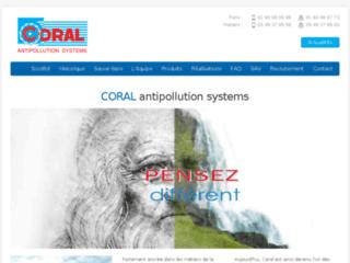 Détails : Coral group