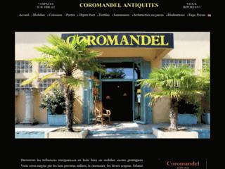 Coromandel Antiquités - Riec Sur Belon