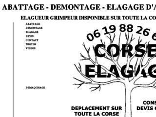 Corse Elagage