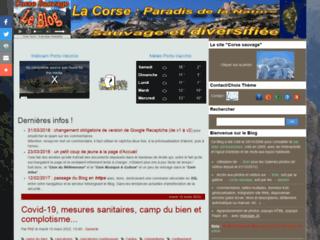 Blog Corse sauvage