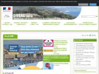 DREAL Corse