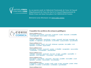 Collectivit� Territoriale de Corse