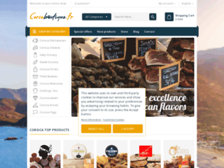 gastronomie du terroir Corse
