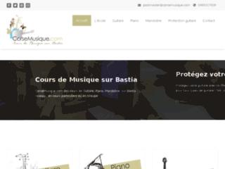 CorseMusique.com, Le portail pour la musique en corse