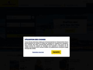 Corsica Ferries - Transport maritime - Compagnie maritime