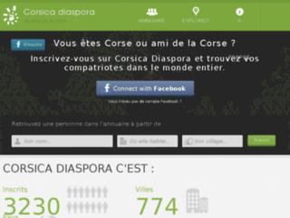 Corsica Diaspora